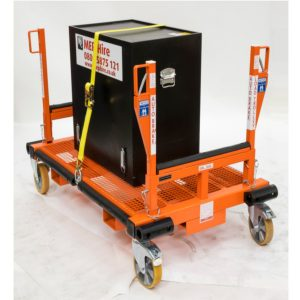 Autobraked Transfer Trolley